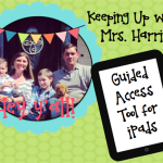 Guided Access on iPads
