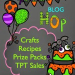Halloween Bash Blog Hop