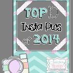 Top 10 Instagram Pics of 2014