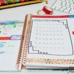 Adding Pages to an Erin Condren Planner