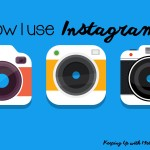 How I use Instagram