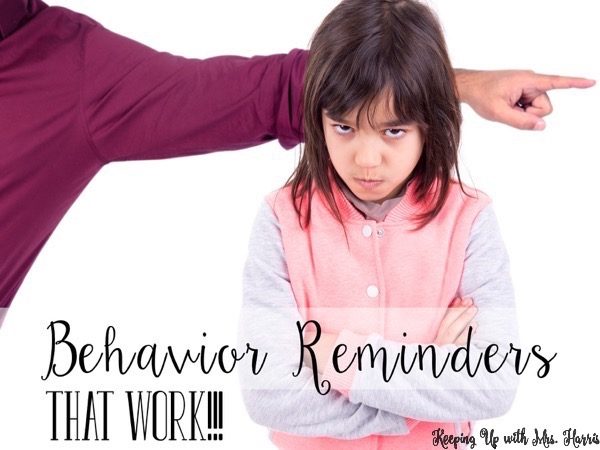 Behavior Reminders that Work