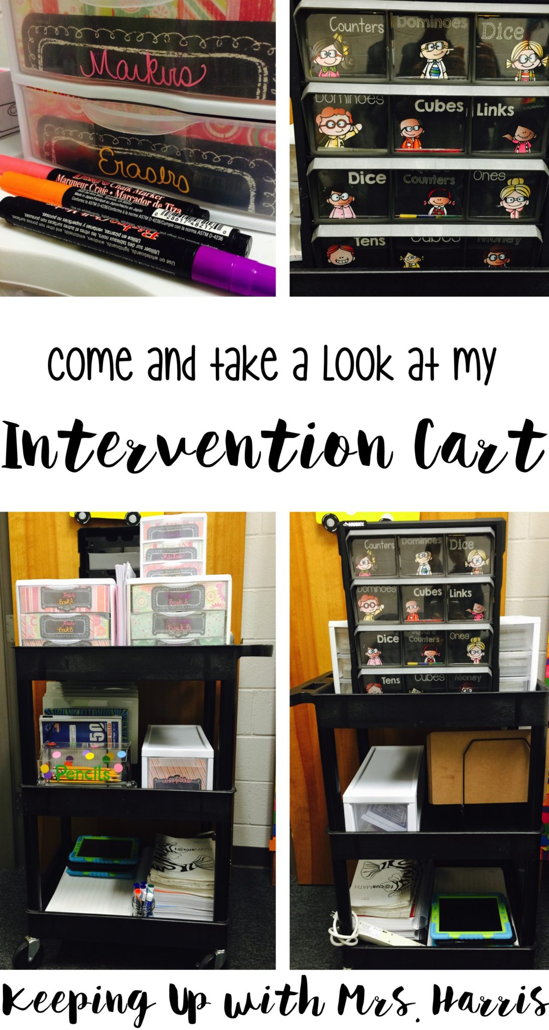 What's on the Intervention Cart?