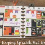 Plan with Me Sundays – Fall Edition