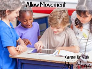 Are your literacy centers a hot mess? Looking for better classroom management strategies to use during center time? Click here! #2 is a MUST!