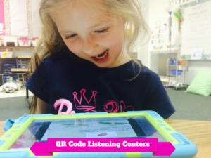 QR Listening Centers