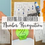 Prepping for Kindergarten with Number Identification