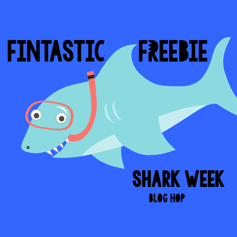 Looking for a freebie to celebrate Shark Week? Here is a fun listen and learn freebie for you!