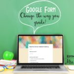 Google Forms Back to School Inventory