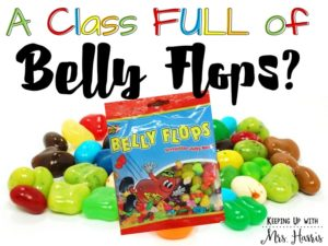 Are you a belly flop? An inspirational back to school blog post.