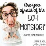The 504 Monster