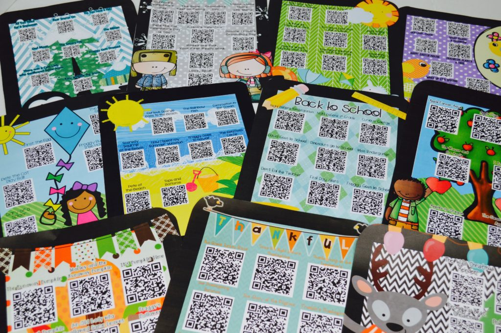 Listening Centers Frequently Asked Questions - Interested in learning more about how you can integrate a listening center into your classroom? These are my most frequently asked questions about my QR Code Listening Center Bundle.