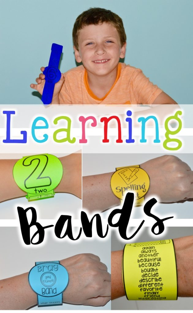 Learning bands - try a free sample and see for yourself how they can work in your classroom