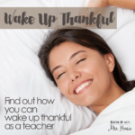 Wake Up Thankful
