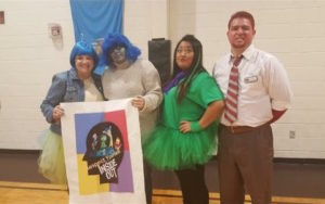 List of Best Ever Grade Level Costumes - Inside Out Teacher Costumes