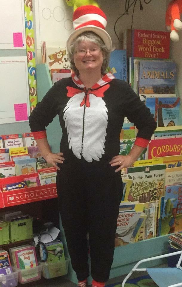 List of Best Ever Grade Level Costumes - Dr. Seuss Teacher Costumes