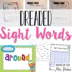 Dreaded Sight Words