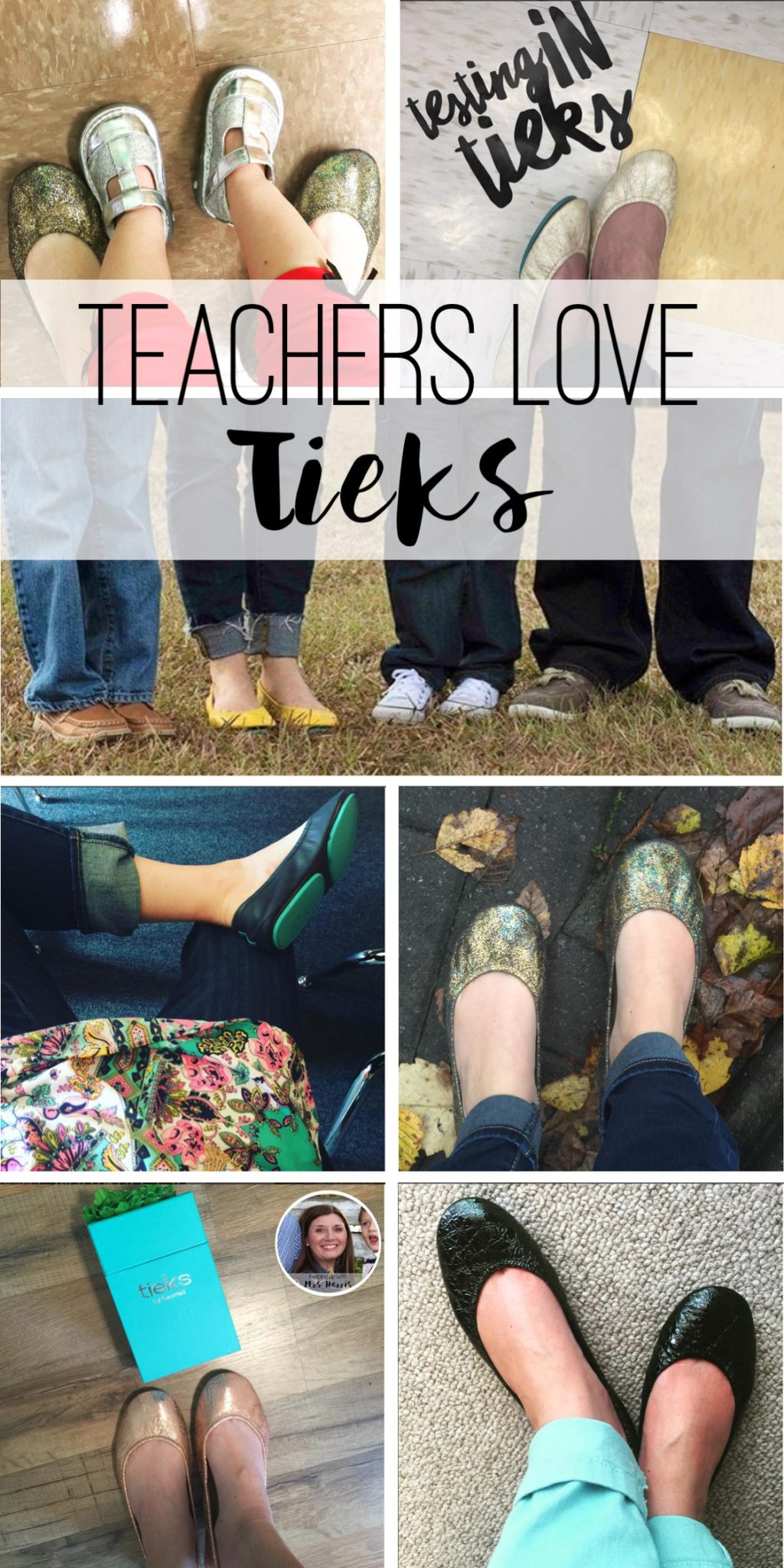 Tieks Gift Card Giveaway - Teachers Love Tieks