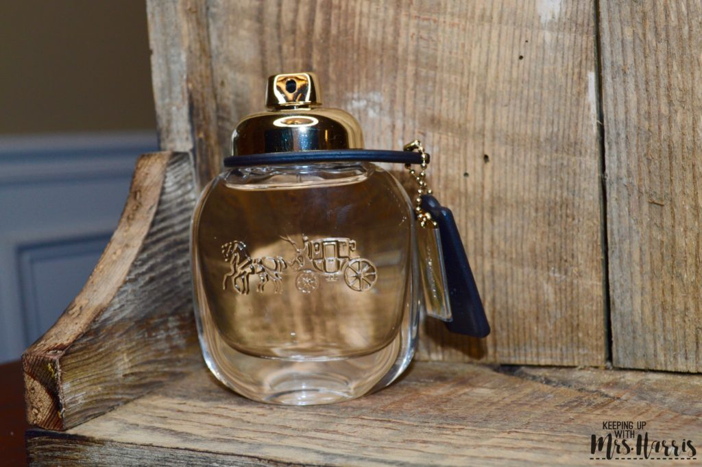 Coach New York perfume - fresh and not too strong