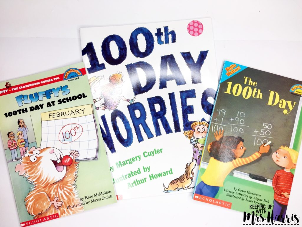 100th Day of School Read Alouds - Books to read on the 100th Day of School