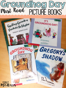 Groundhog Day Picture Books - Read Alouds for Groundhog Day