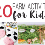 20 Farm Activities for Kids