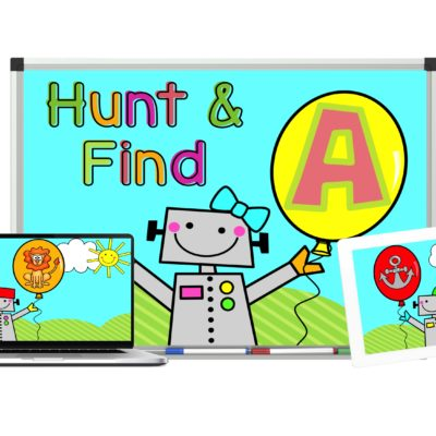 Hunt and Find Games