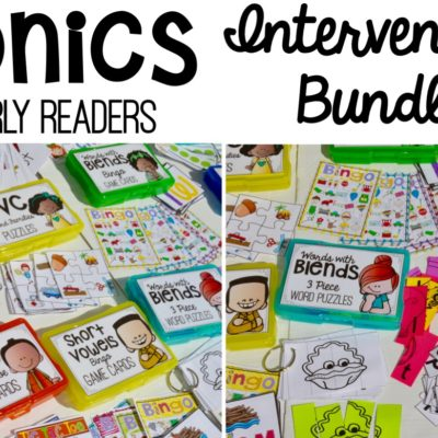 Phonics Intervention Free Download
