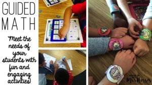 How to form math groups in 5 minutes or less