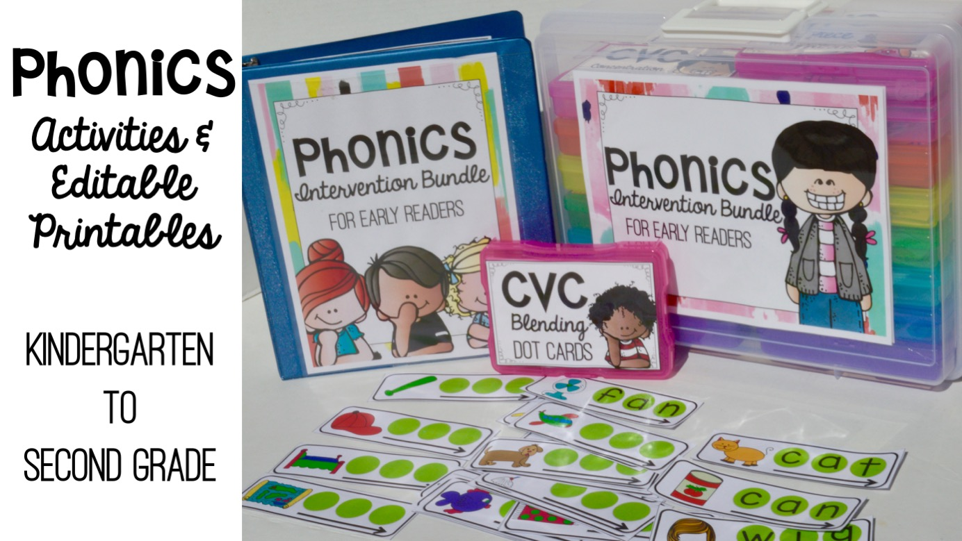 Phonics Intervention Strategies