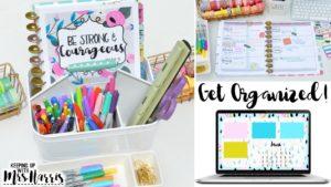 teacher planner - planner - planner organization - planner for teachers