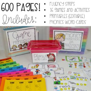 phonics - phonics games - phonics activities - phonics lessons