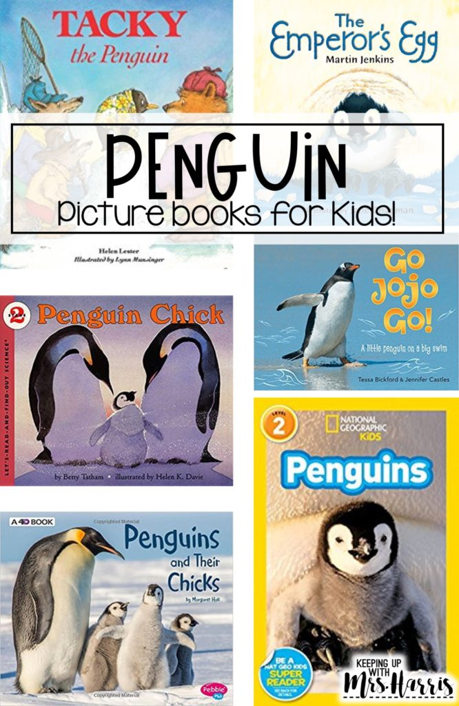 penguin book for kids - penguin read alouds - penguin picture books - #penguins #penguinbooks