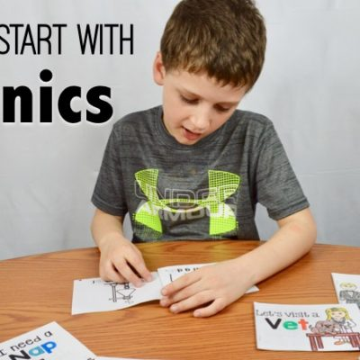 Where to Start with Phonics