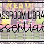 Classroom Library Essentials