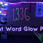 Classroom Glow Party