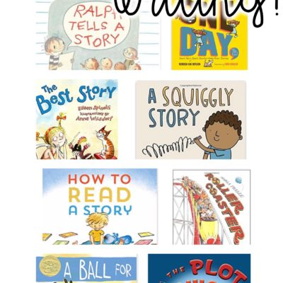 Picture Books for Teaching Writing