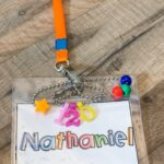 Student Goal and Behavior Lanyards