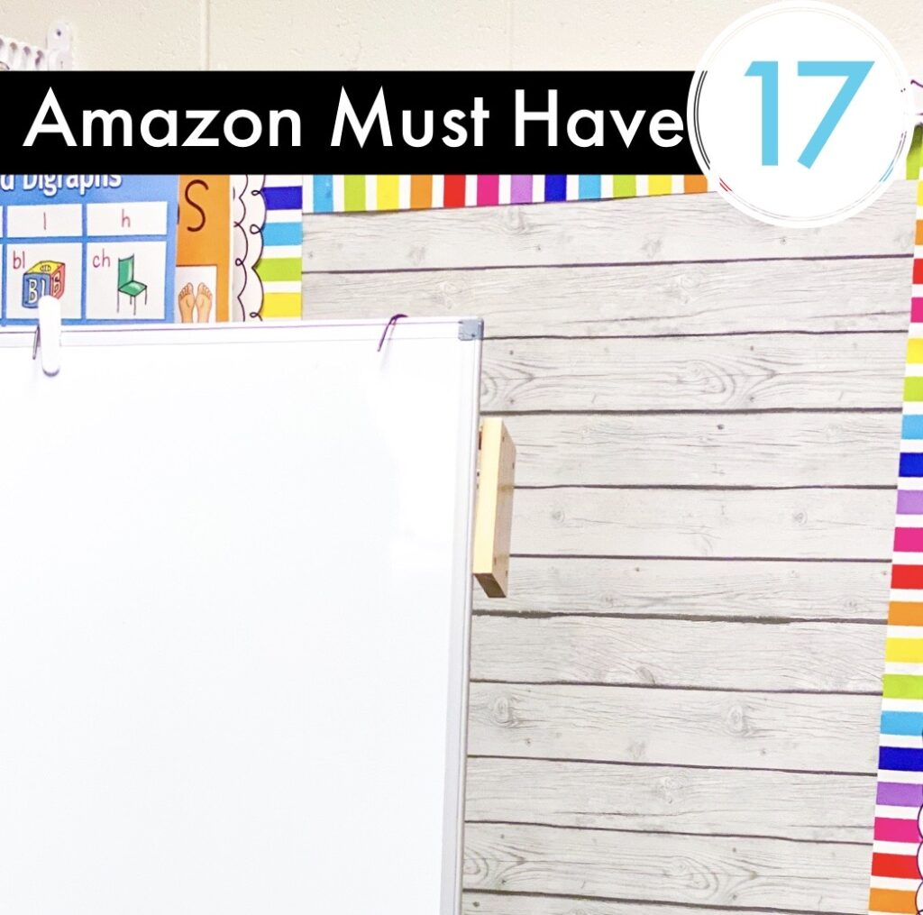 Amazon Classroom Must Have - Bulletin Board paper.