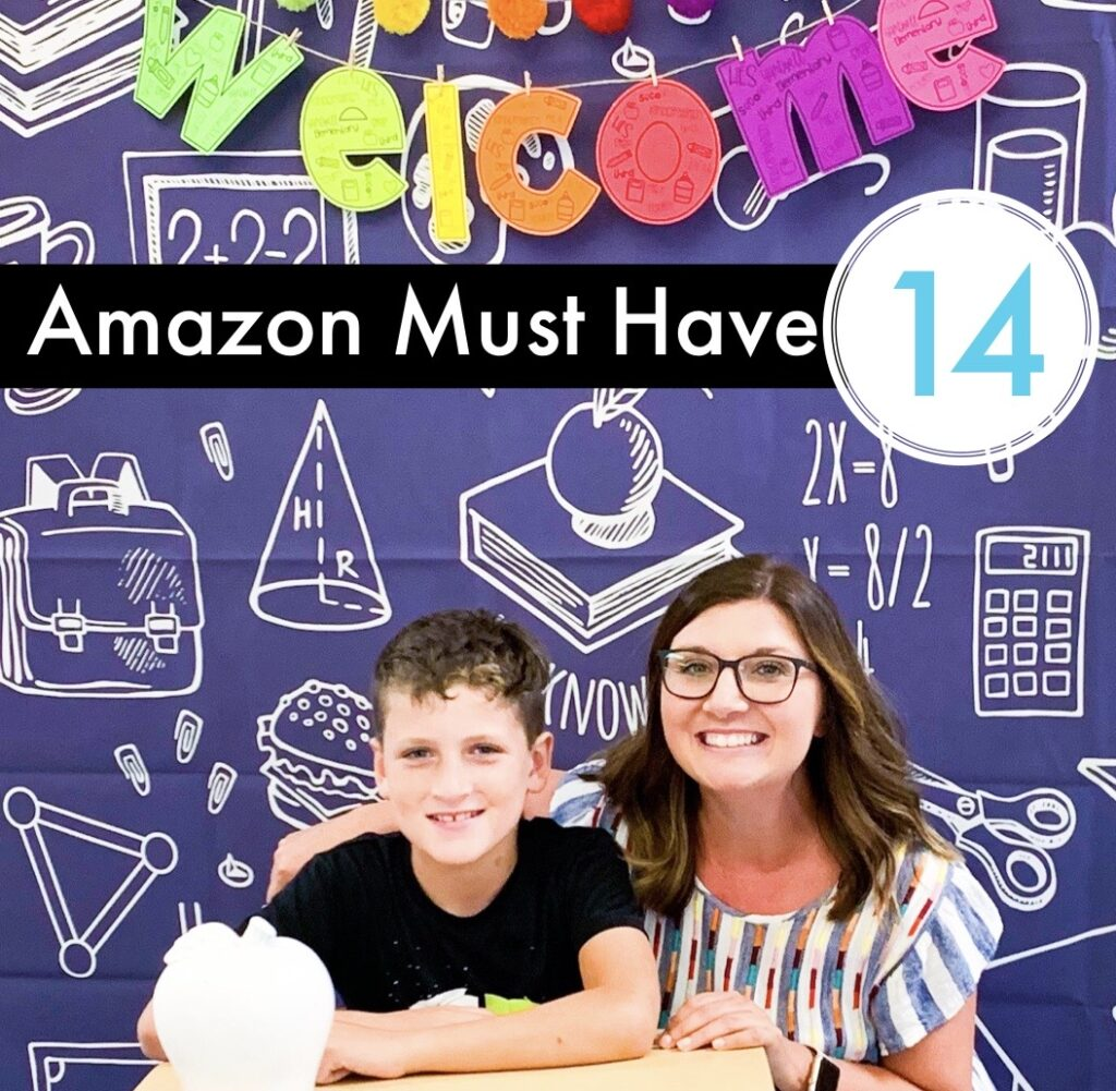 Amazon Classroom Must Have - Back to school photo booth
