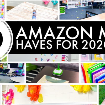 20 Amazon Must Haves